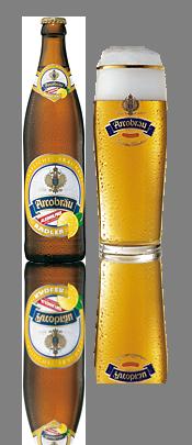Arcobraeu Radler Alkoholfrei