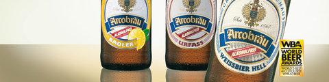 Arcobraeu Weissbier Hell Alkoholfrei