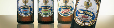 Arcobraeu Weissbier Dunkel