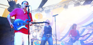 Pfingstfest 2011 - Festausklang mit den Blaumeisen