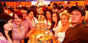 Pfingstfest 2011 - mit de Reichenkirchener