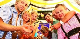Pfingstfest 2011 - mit de Troglauer Buam