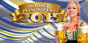 Mooser Pfingstfest 2017