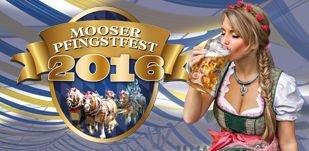 Whitsun festival Moos