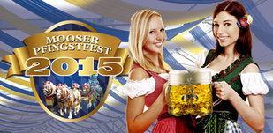 Mooser Pfingstfest 2015