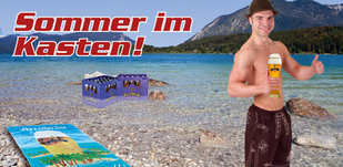 Sommer im Kasten!