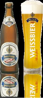 Weissbier Hell Alkoholfrei